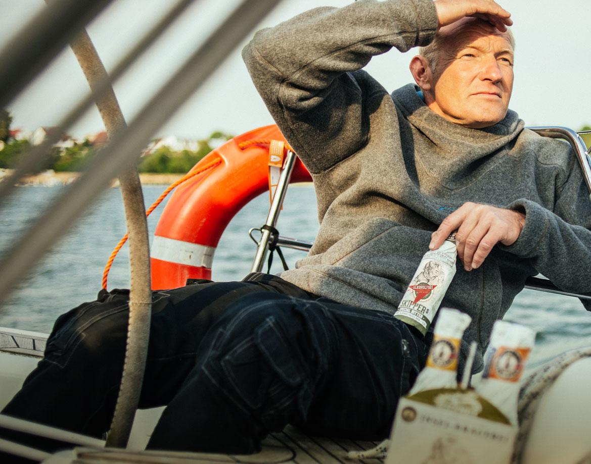 Skippers Wet Hopped Pilsner - alkoholfrei