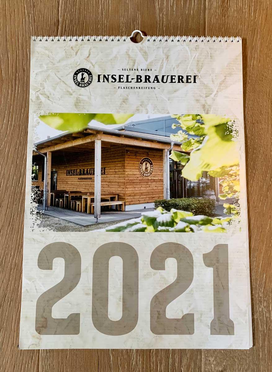 Mitarbeiter-Kalender 2021 - Limitierte Auflage!