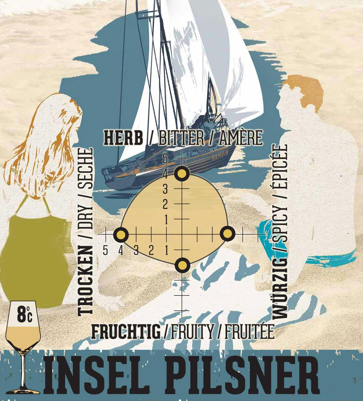 Insel Pilsner - 0,33 l