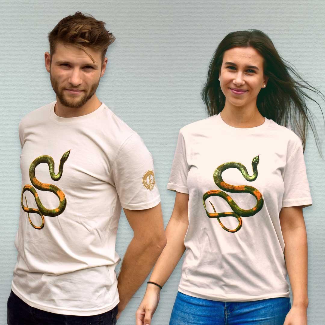 T-Shirt Insel-Brauerei Tweet Fairwear