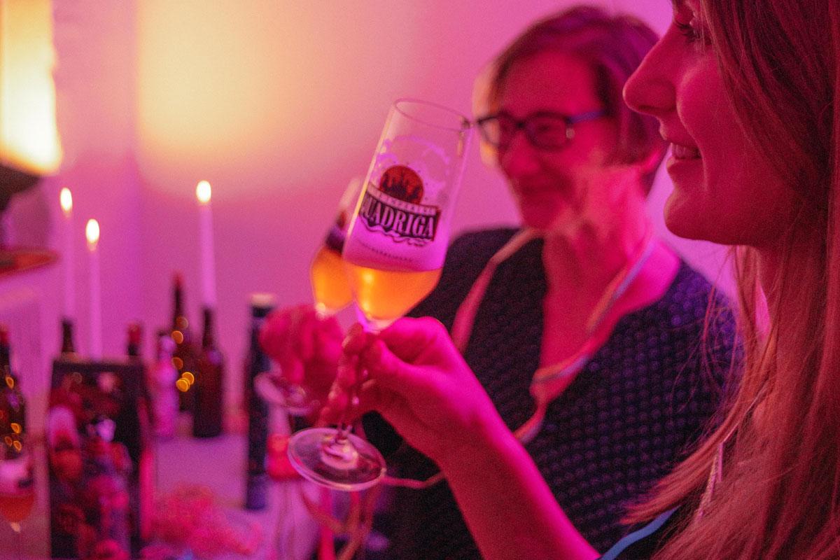 QUADRIGA Bière Brut PAKET