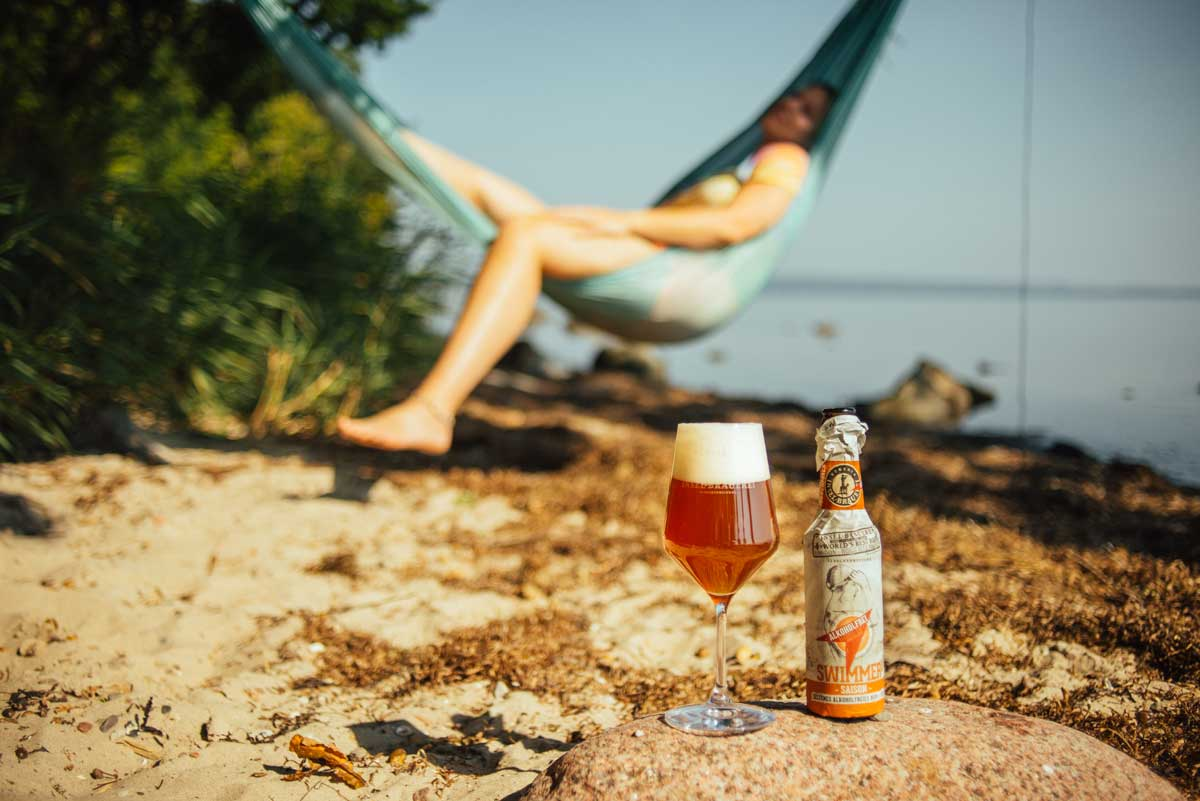 Selection ALCOHOL-FREE BEERS