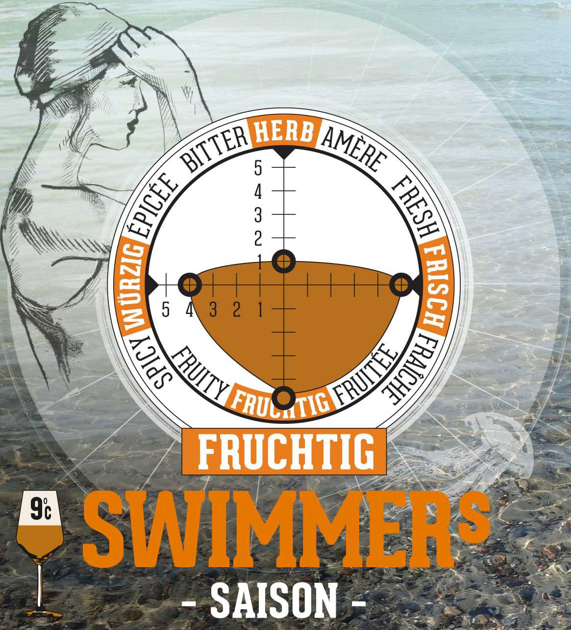 Swimmers Saison - alkoholfrei