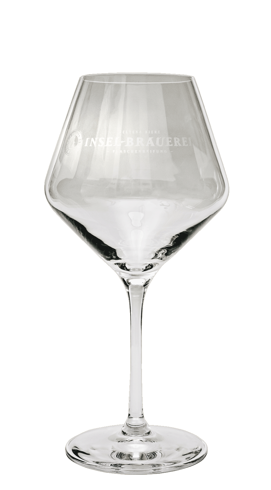 Gourmetglas - Logo Insel-Brauerei