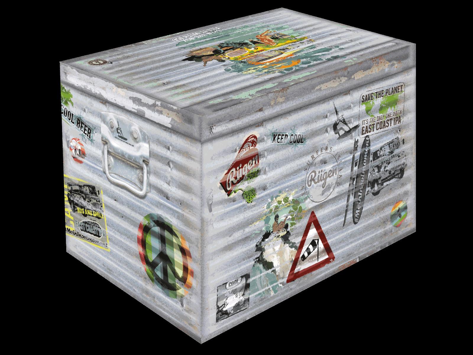 EAST COAST BOX