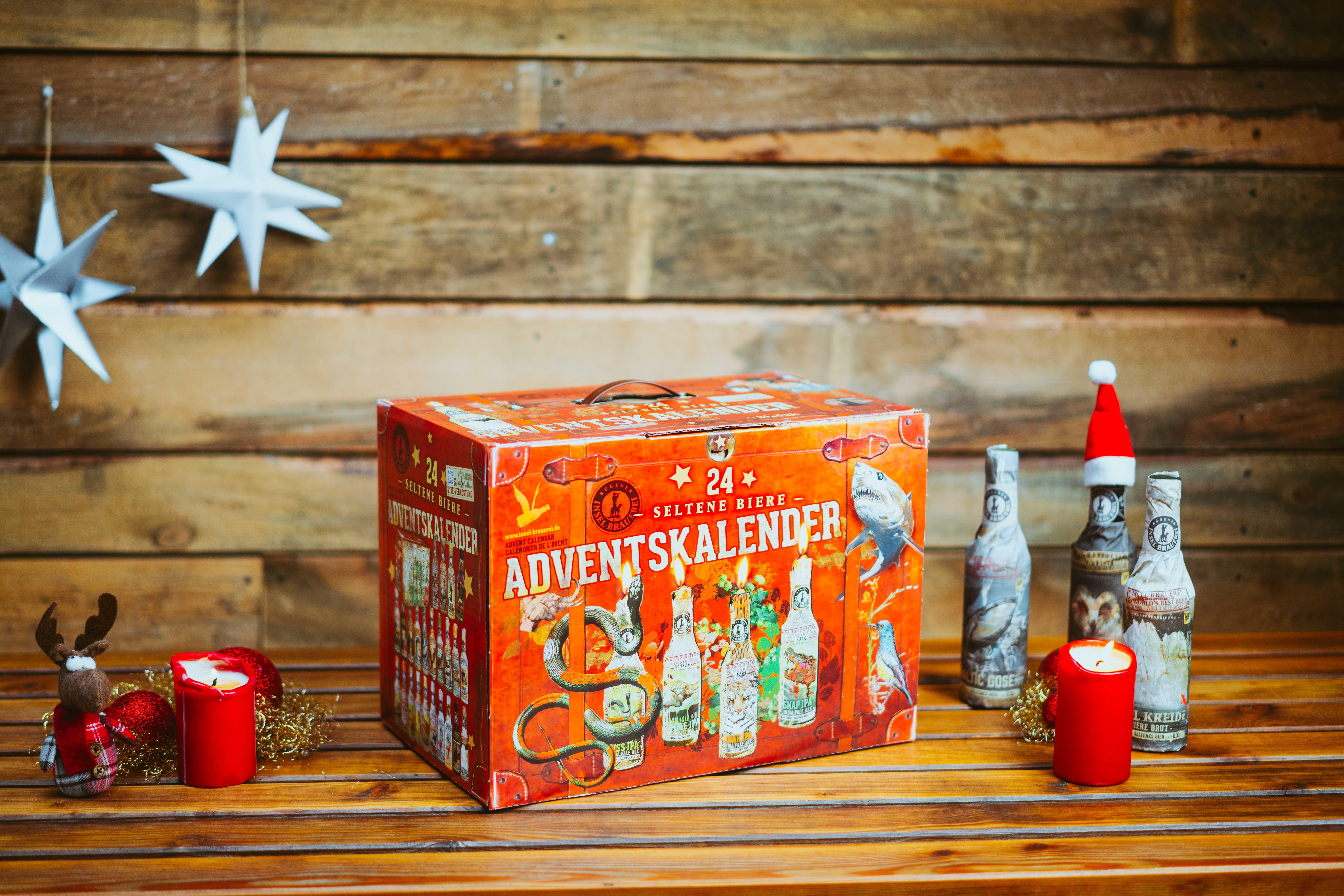 Adventskalender Insel-Brauerei