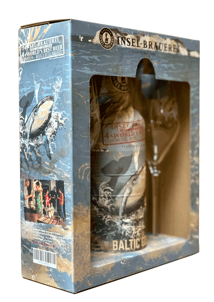 Baltic Gose Genuss & Glas