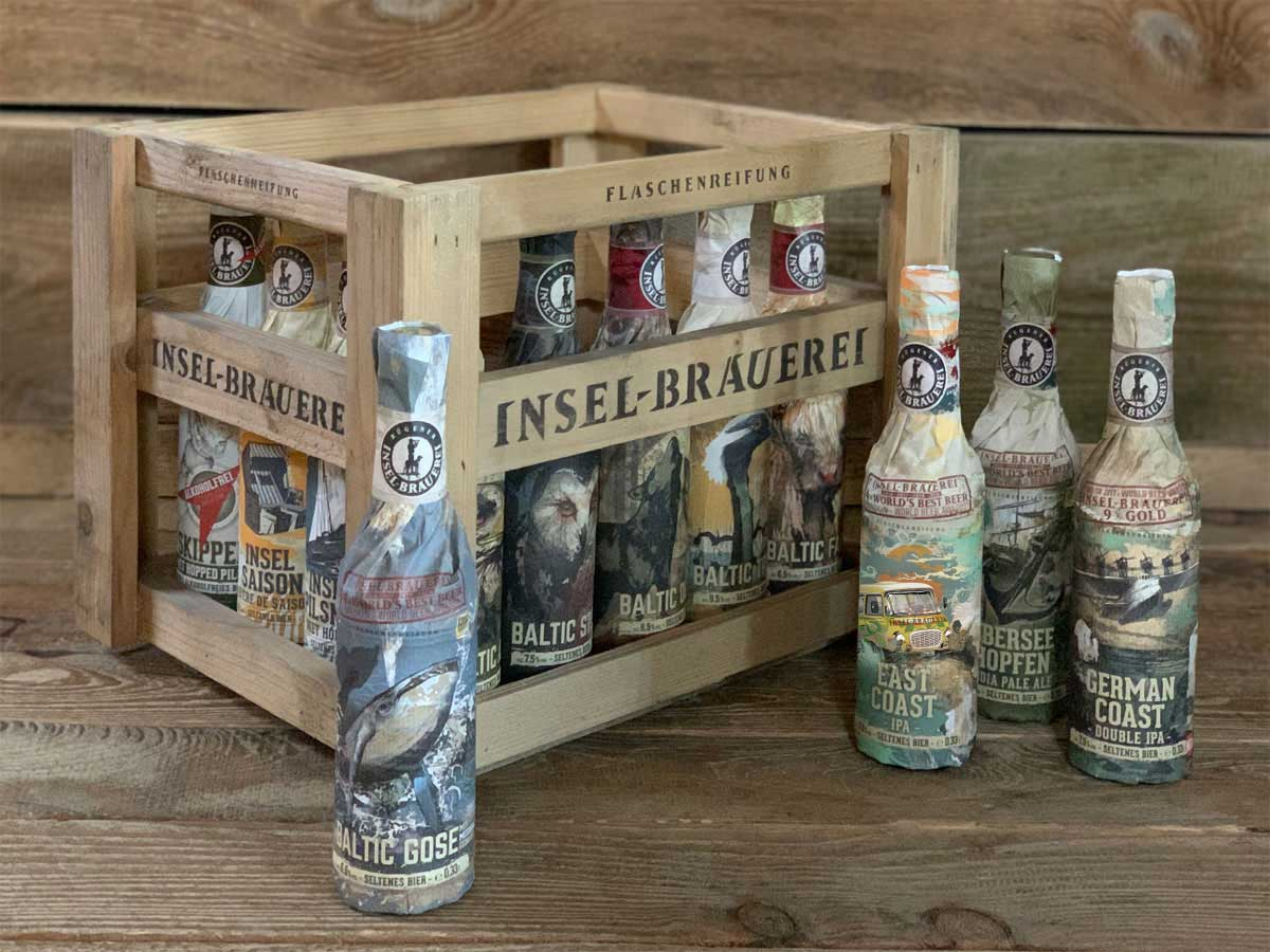 TASTING Bundle incl. Original Wooden Crate - Vintage Edition